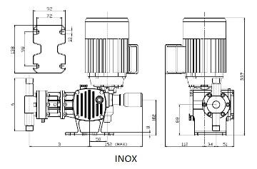 P14 Serie_ST_AP_dimensional_inox CUSTOM