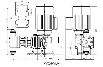 P14 Serie_ST_AP_dimensional_PVC CUSTOM